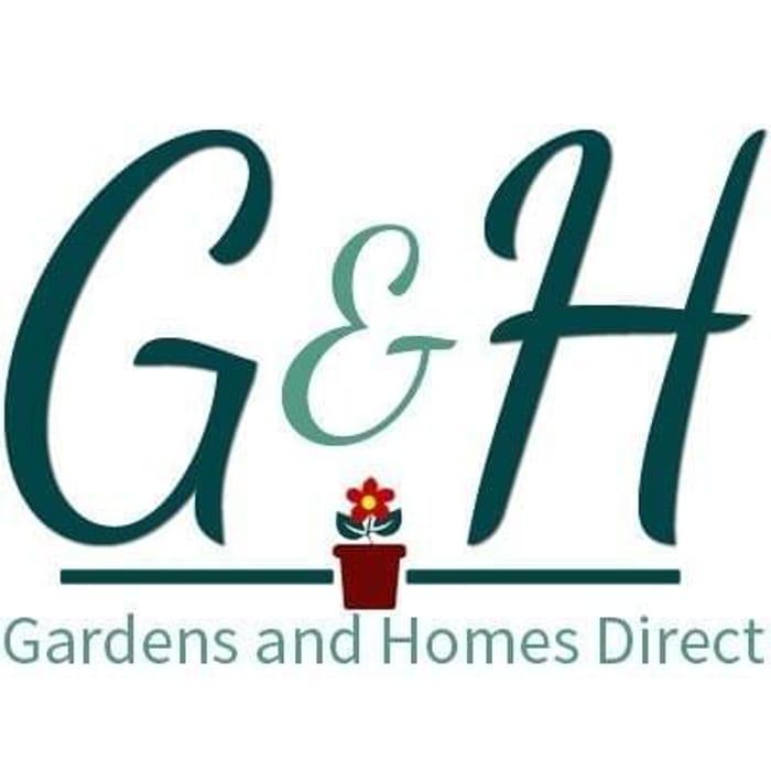 Gardens & Homes Direct Voucher Code 5% off orders