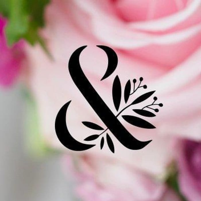 £10 off your first order with bloom and wild