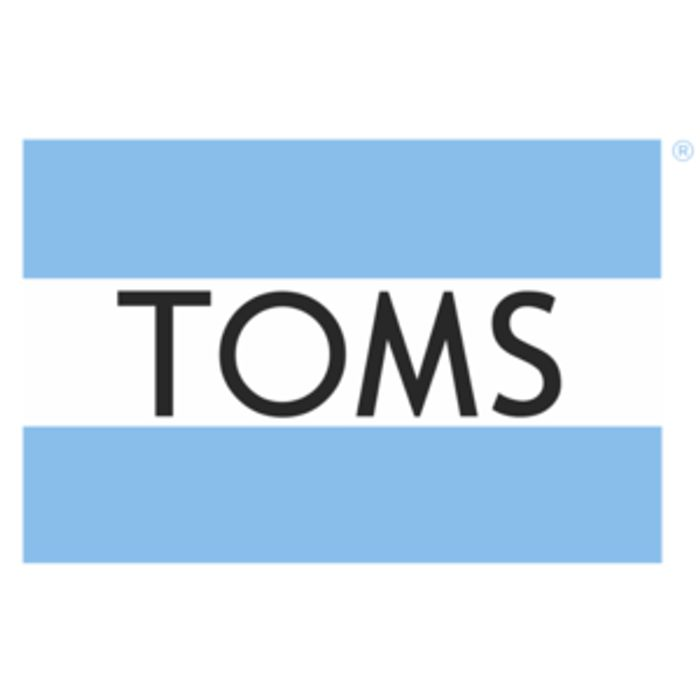 TOMS Shoe Sale 50% + Free Delivery