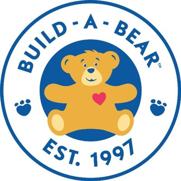 Up to 50% Build a Bear Clearance