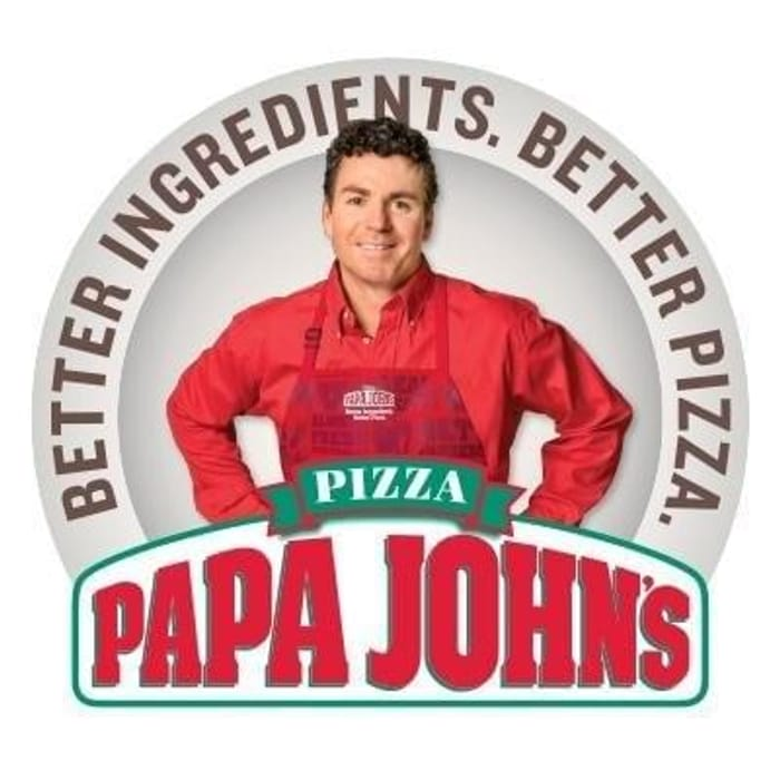 Free cinnamon pull apart with any large pizza
