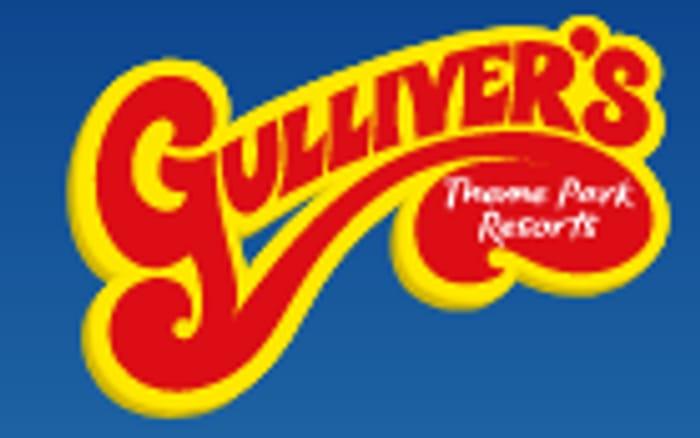 Foodbank weekend at Gullivers themepark.