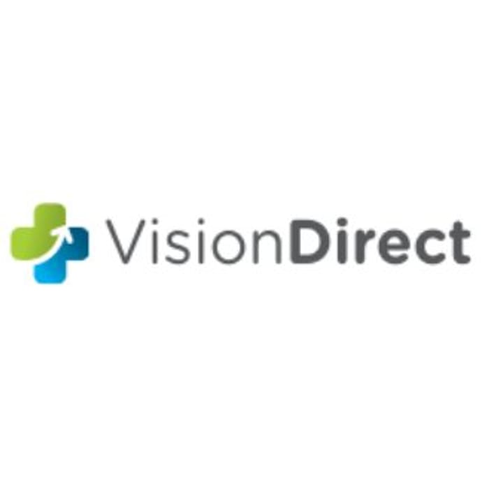 10% off your first order at Vision Direct