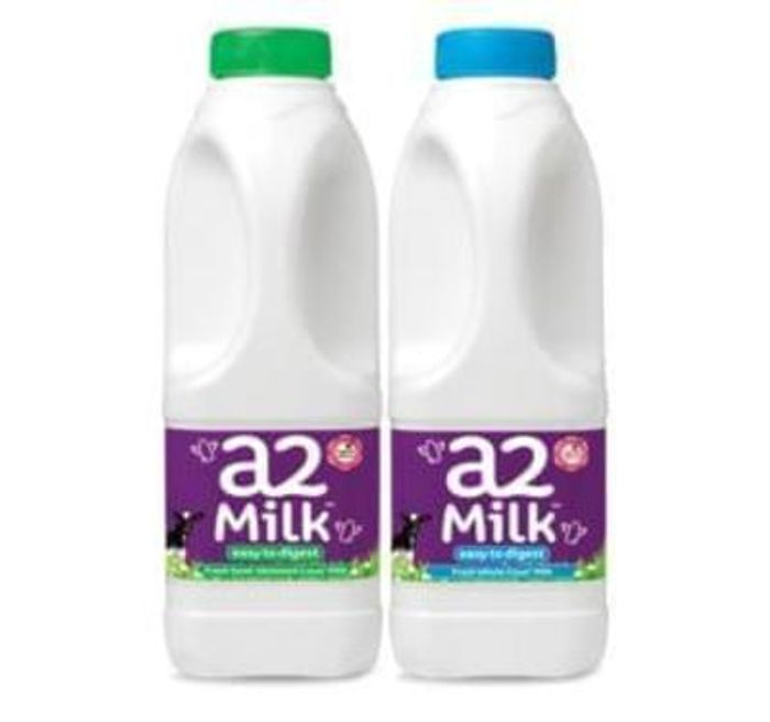 Free litre of milk