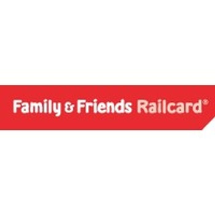 10% off Orders at Family & Friends Railcard