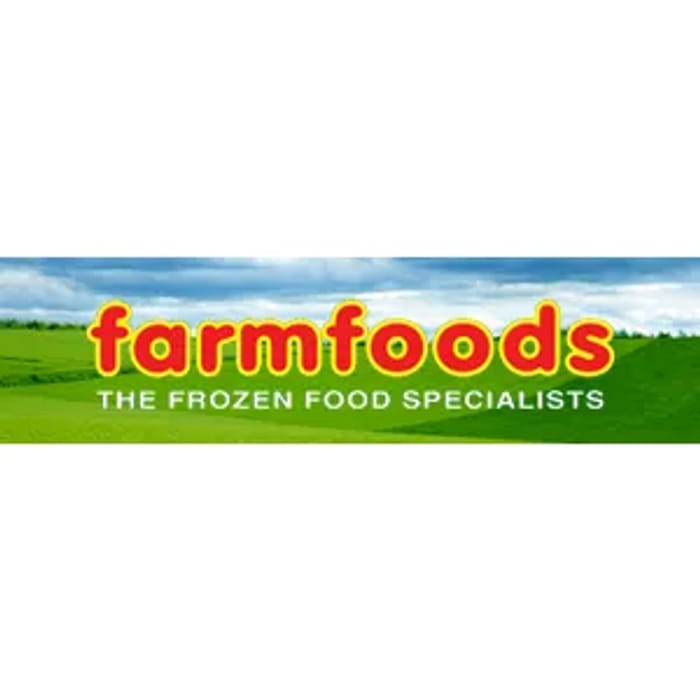 Up to £17.50 Off at Farmfoods