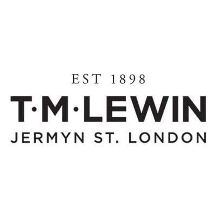 15% discount off Everything at TM Lewin