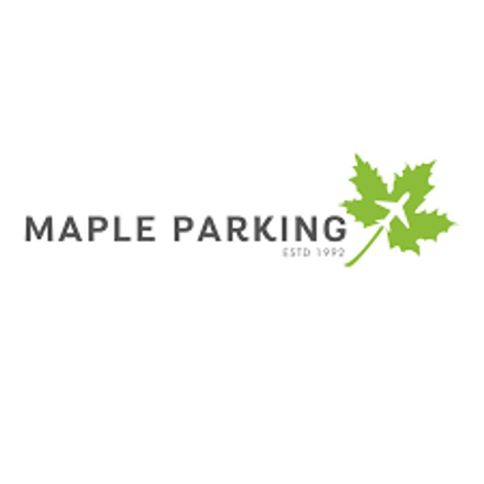 12% off Airport Parking Bookings at Maple Parking