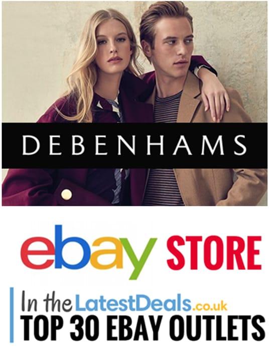 The Official Debenhams eBay Shop - Get up to 70% off