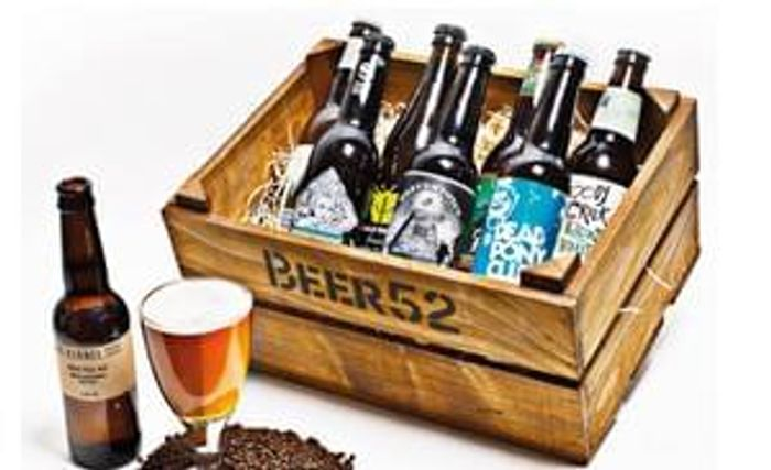 LARGE Craft Beer Crate - £14 with FREE delivery!