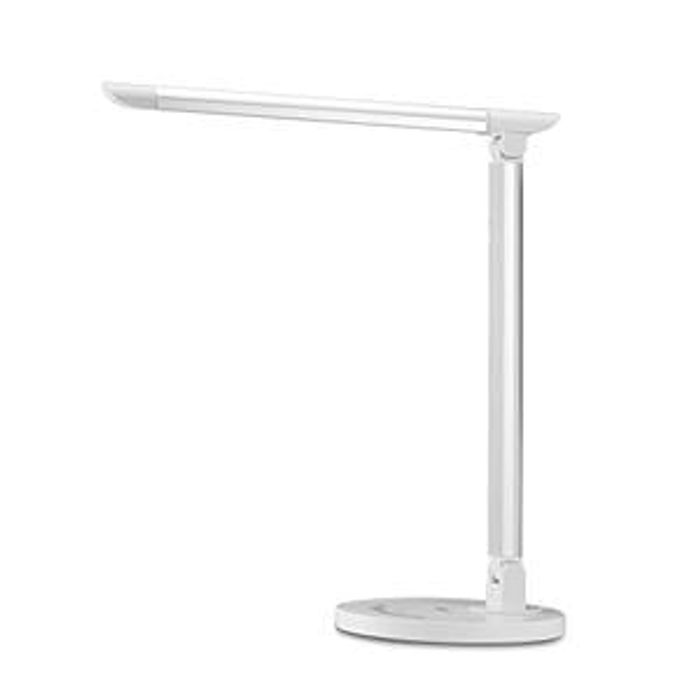 Amazon **Bestseller** Deal: LED Dimmable Table Lamp. HALF PRICE
