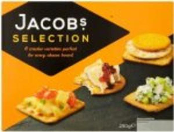 Jacob's Biscuits for Cheese Half Price @ Morrisons