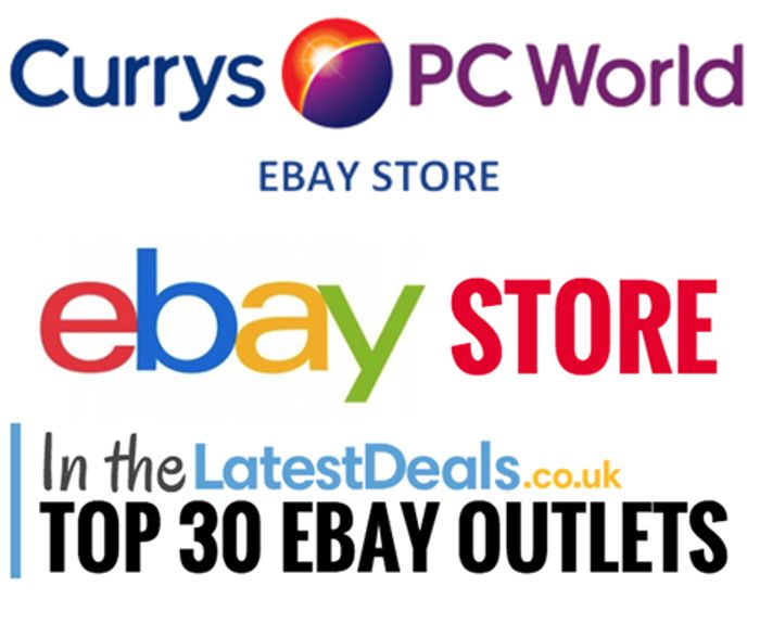 Special Offer - The Official Currys PC World Outlet on eBay