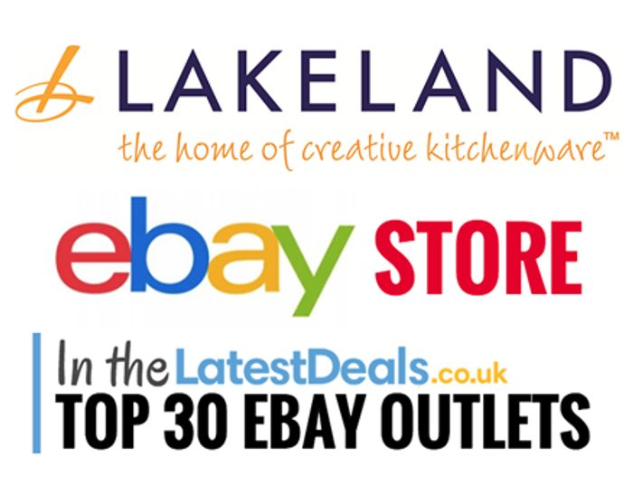 Special Offer The Official Lakeland Outlet On Ebay Latestdeals Co Uk