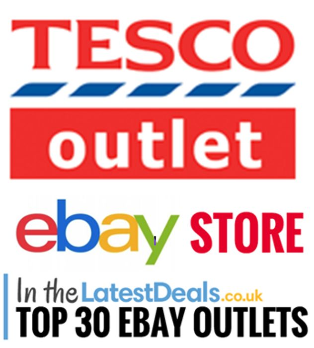 CHEAP! The Official Tesco Outlet on eBay