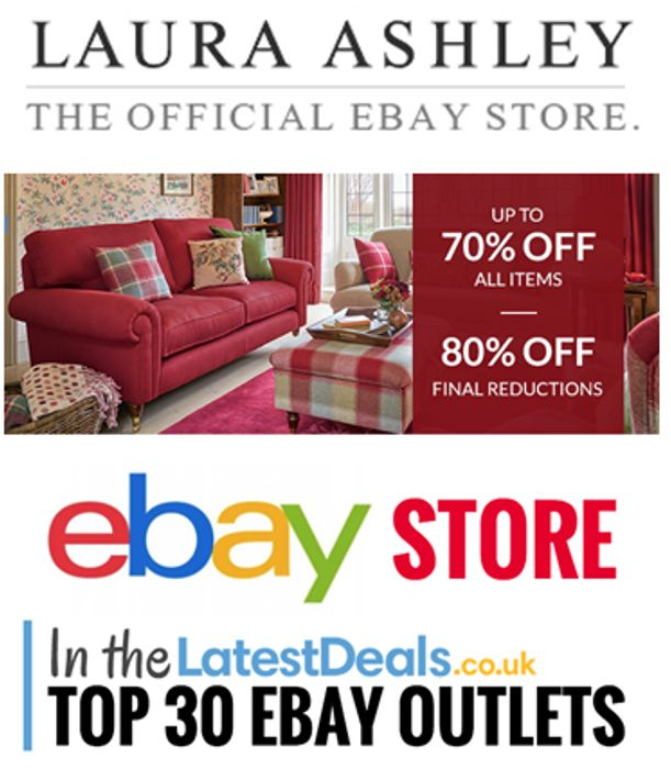 The Official Laura Ashley eBay Store