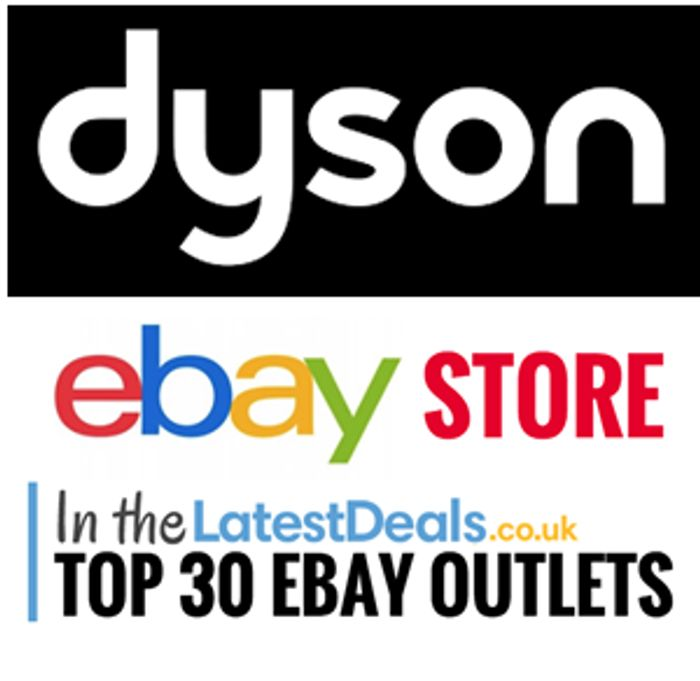 The Official Dyson Outlet eBay Store
