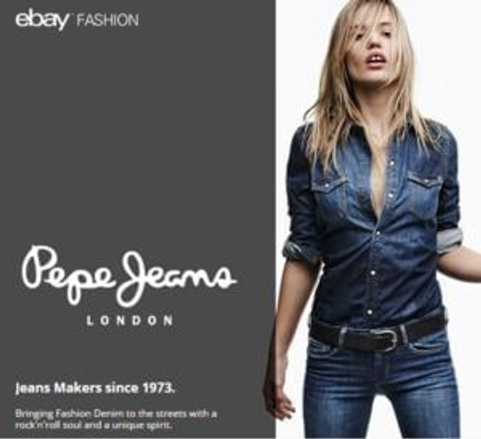 The Official Pepe Jeans eBay Shop