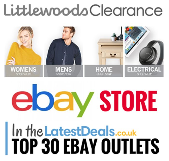 The Official Littlewoods Clearance Store on eBay - up to 80% Off