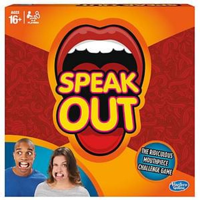 Speak Out Quick. Too Late! Out Of Stock!