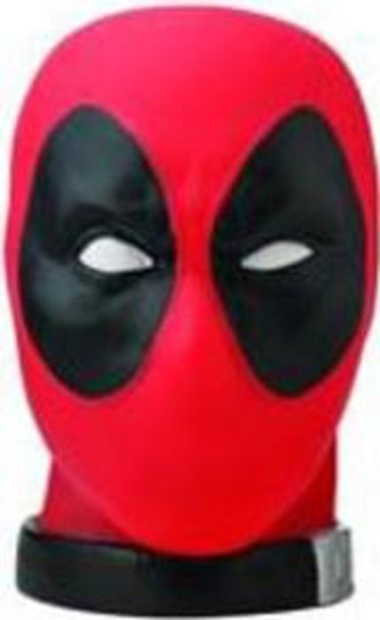Marvel 1:1 Scale Deadpool Head Bank Only £14.30 Delivered