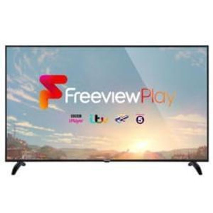 Discount Finlux 65 Inch 4K Ultra HD Smart LED TV Save £270.99