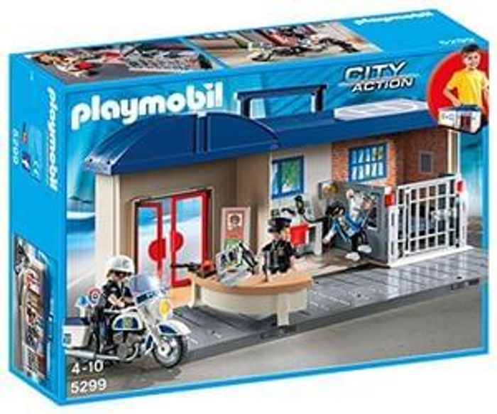 Half Price 2499 At Amazonplaymobil 5299 City Action Take Along