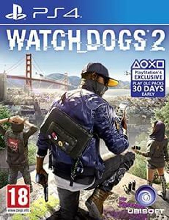 Watch Dogs 2 PS4 Cheapest Price
