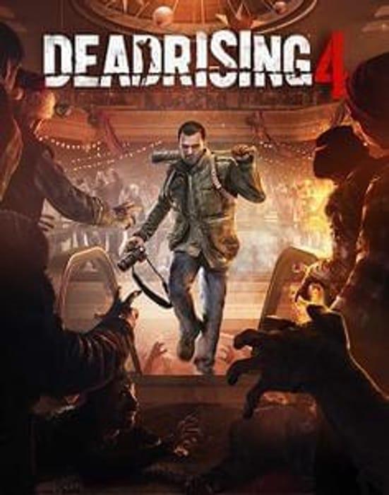 Dead Rising 4 (Xbox One) (Click & Collect)