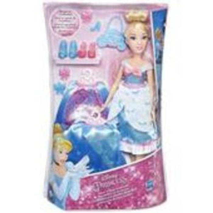 Disney Princess Layer N Style Doll Save £10