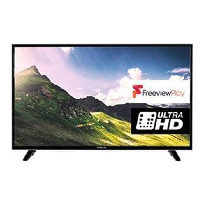 Finlux 49 Inch Ultra HD Freeview Play LED Smart TV Save £470