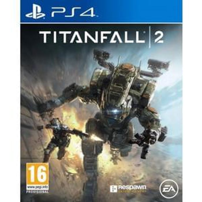 Cheapest Price for Titanfall 2 on PS4 - £21.95