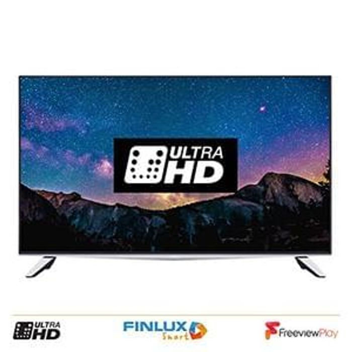 Finlux 48 Inch Ultra HD Smart Netflix 4K LED TV Freeview Play