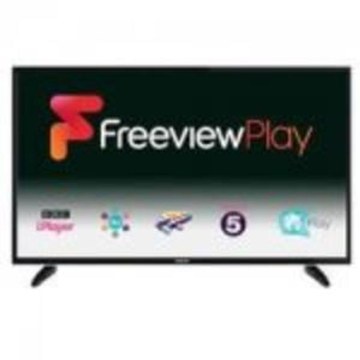 Finlux 49 Inch 4K Ultra HD Smart LED TV with Play Freeview HD plus Save £380.02