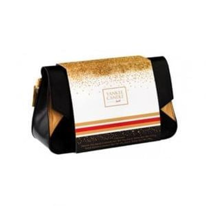 Yankee Candle Holiday Party Clutch Bag Gift Set Save £12.49