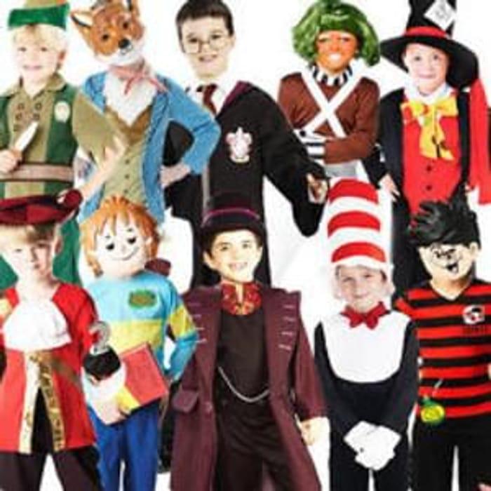 8eb3f41b1 20 World Book Day Costume Ideas 2017 -Tesco Argos Amazon Asda Sainsburys  Matalan