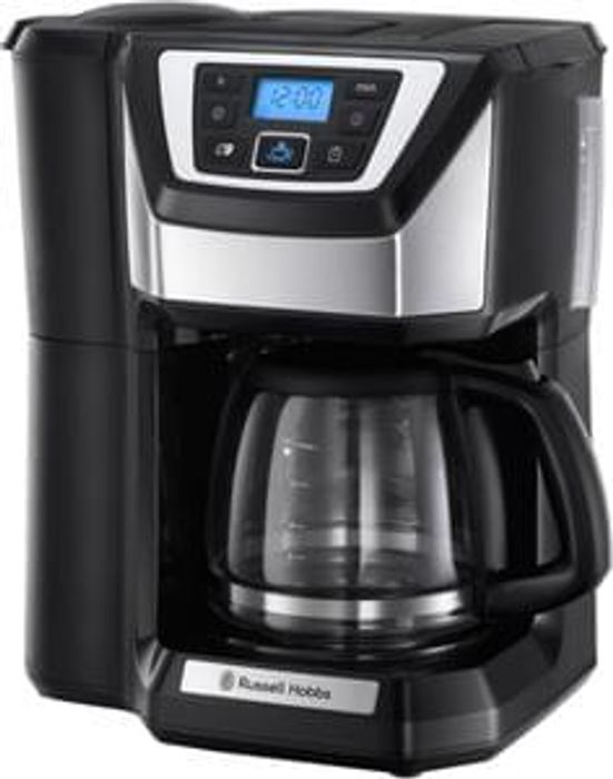 Russell Hobbs Grind And Brew Coffee Maker Free Delivery