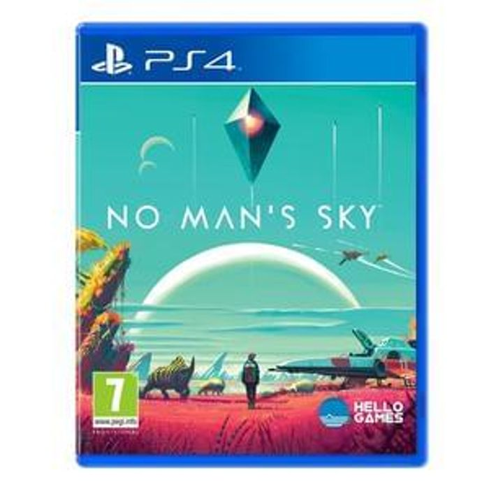 No Man's Sky PS4 Save £33