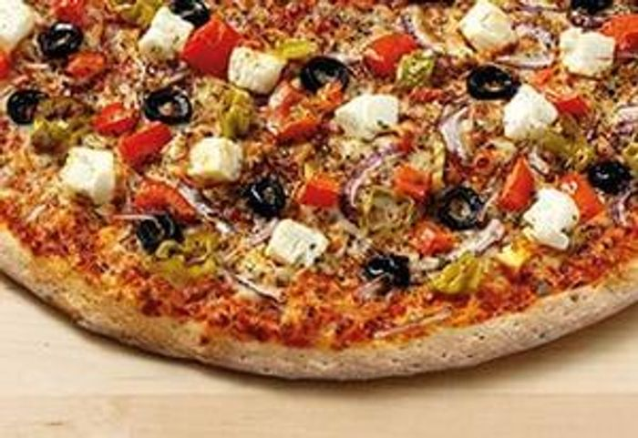 Papa John's Any Large pizza £11.99. Add £2 for XXL