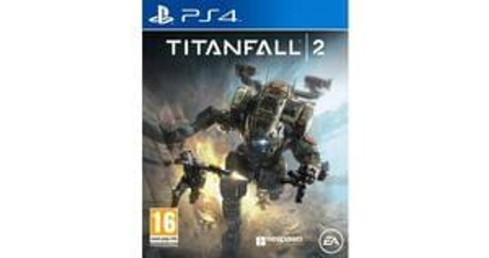Titanfall 2 on PS4