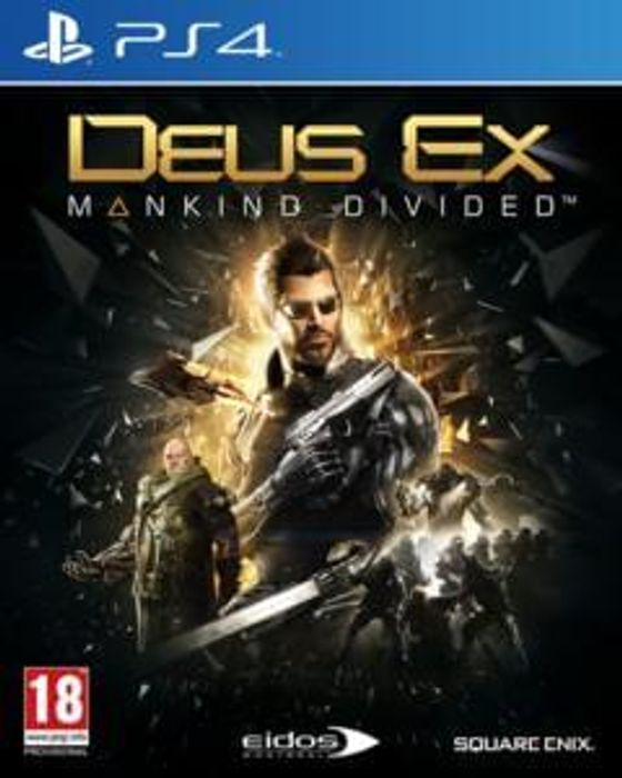 Super Cheap Price!  Deus Ex: Mankind Divided PS4 - £9.99 !