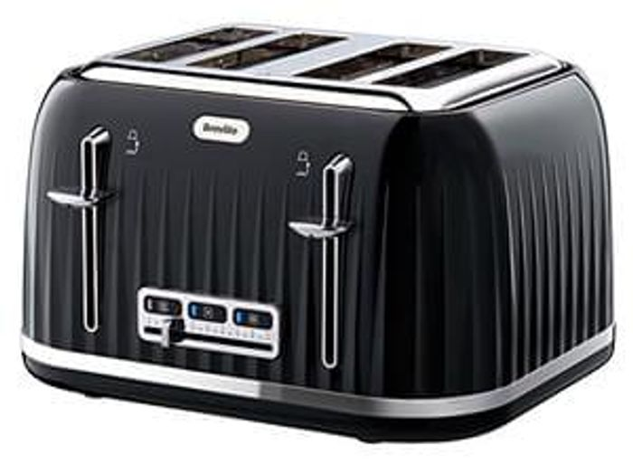 Highly Rated 4 Slice Toaster. Brilliant Price! £25 delivered. It's a no brainer!