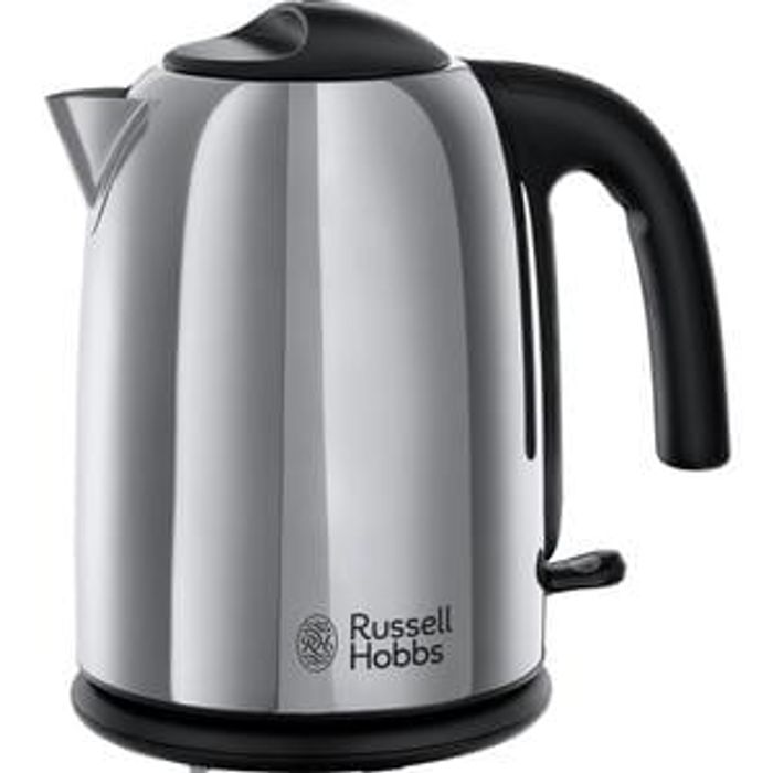 HALF PRICE: Russell Hobbs 20410 Polished Stainless Steel Kettle