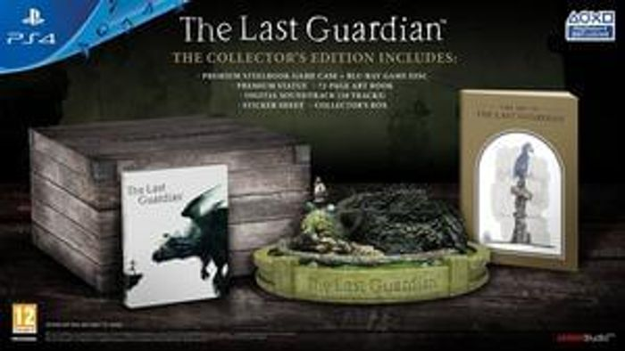 The Last Guardian Collector's Edition (PS4)