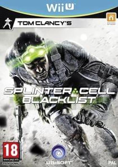 Splinter Cell: Blacklist, Watch Dogs, Monster Hunter 3: Ultimate (Wii U) [Used]
