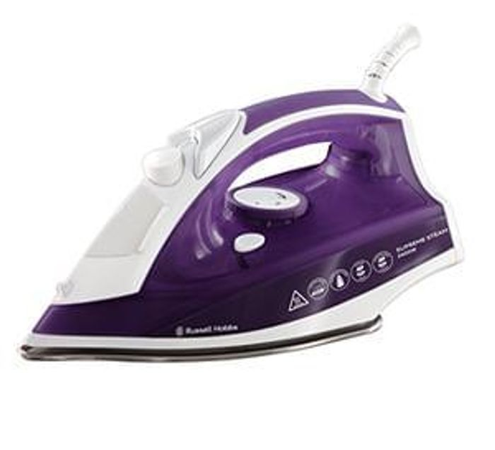 ALMOST HALF PRICE: Russell Hobbs Supreme Steam Iron 23060