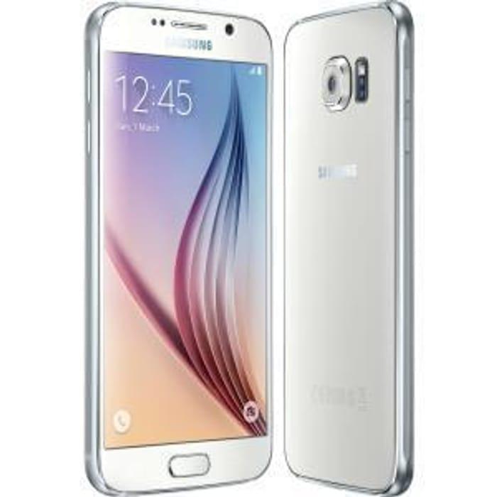 Samsung Galaxy S6 32GB White UNLOCKED REFURBISHED
