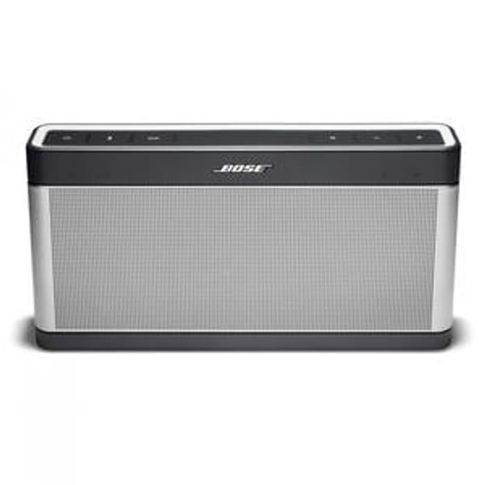 Bose SoundLink Wireless Bluetooth Speaker III (Refurb) Save £59.95 Free P&P