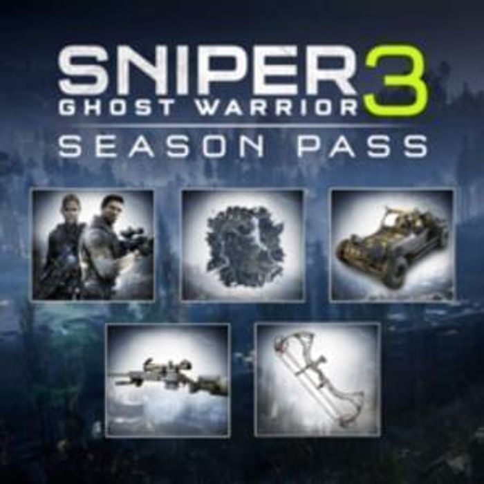 Sniper Ghost Warrior 3: Season Pass (PS4/XB1)