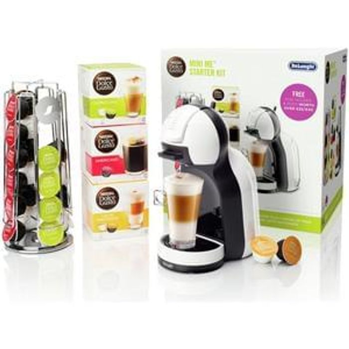Nescafe Dolce Gusto Mini Me Coffee Machine Starter Kit